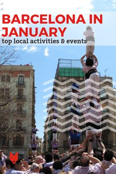 If you're visiting Barcelona in January, you're in luck. It's low season, so tourist crowds will be few and far between, but there are plenty of traditional fun events taking place throughout the month. Here's what's on our agenda! #Barcelona #Spain #January #Catalonia #travel #holidays #festivals Barcelona In Winter, Visit Barcelona, Barcelona Travel, Barcelona Spain, Spain Travel, Us Travel, Travel Guides, Travel Tips, Madrid Travel