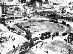 Rebuilding of Plymouth, 1940s