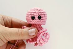 Step-by-Step Crochet Toy