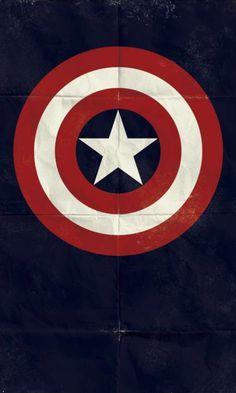 Poster Capitán América