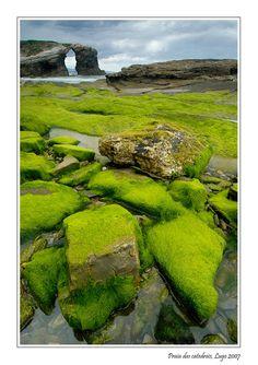 ~~Cathedrals beach, Galicia, Spain by Daniel Montero~~