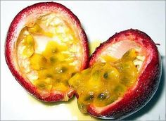 Exotic Vegetables List | passion fruit is native to brazil and it is the edible fruit of the ...