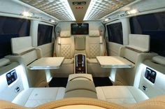 Luxurious #Mercedes-Benz #Viano by #Carisma #Auto #Design