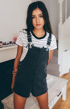 Afends | Frankie Overalls - Stone Black | Back In Stock | Peppermayo