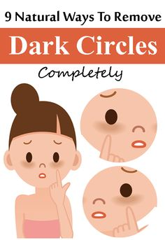 = Remove Dark Circles Completely=