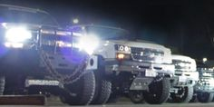 nothing sexier than lifted Chevy trucks ;)