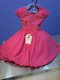 Vestido Festa Infantil REF: FF1836