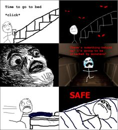 13 Ways Watching A Horror Movie Changes You Forever Your newfound love of running makes you a bedtime parkour master. Crazy Funny Memes, Really Funny Memes, Funny Relatable Memes, Wtf Funny, Stupid Funny, Funny Jokes, Hilarious, Funny Gifs, Derp Comics