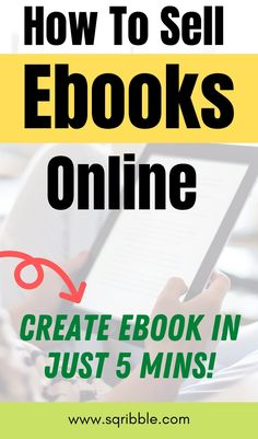 One of the tools that I recommend is SQRIBBLE. This tool has many features – but the biggest benefit is being able to have everything in one place to create amazing ebooks that look professional. This tool creates ebooks that can be used as lead magnets for your business that increase your opt-in and conversion rates...... #ebooks Social Media Marketing Manager, Ebooks Online, Online Work, Pinterest Marketing, Search Engine, Online Business, Seo, Digital Marketing, Blogging