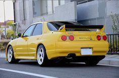 Skyline GT-R Autech 40th Anniversary Edition Nissan Skyline Gtr R33, Nissan Gtr Nismo, R33 Gtr, Tuner Cars, Jdm Cars, Toyota, Nissan Infiniti, Motorcycles, Japan Street