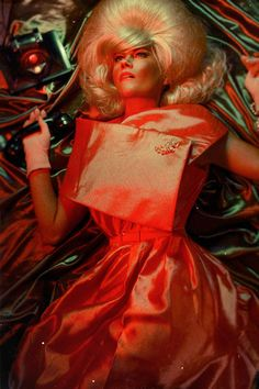 Photographer: Patrick McPheron Makeup: Jon Paul Jones Model: Jennifer Hall