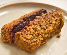 Veggie meatloaf makes for a hearty, delicious entree or side dish perfect for vegetarians and vegans at Thanksgiving. Check out these three varieties: one features chickpeas, one lentils and one vegetarian meat substitute.