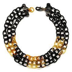 QueCraft Horn Chain Necklace - Q4385