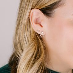 43e96b49b Dana Rebecca Designs · DRD EARRINGS · Confession: constantly tempted to get  more piercings just so I can wear more diamonds…