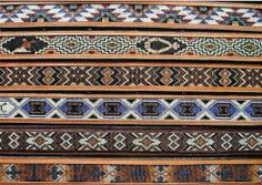 Image detail for -Custom Hand Beaded Belts: