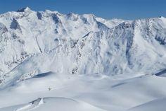 Rider: Frederik Kalbermatten Photographer: Andrey Pirumov #canon #mountains #snow #snowboarding #doublecork #saasfee #powder #bigair #doskimag Saas Fee, Mountain S, Photos Of The Week, Snowboarding, Natural Beauty, Canon, Powder, Travel, Winter Landscape