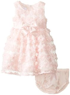 Gorgeous in pink. http://lovelylittlebubs.com/baby_clothes.html