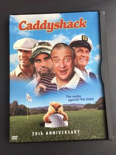 Caddyshack 20th Anniversary Edition DVD Widescreen Version 085391163046 | eBay