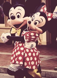 The king & queen of Disney<3