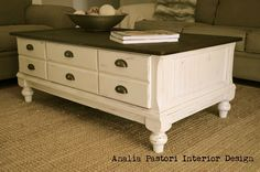 1000 images about couch on pinterest reclining sofa for White country style coffee table