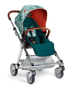Urbo² Special Edition Donna Wilson pushchair from Mamas & Papas - Built for city steering