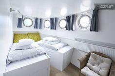 Unique City Center Houseboat, A'dam in Amsterdam