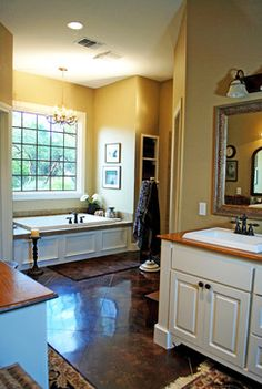 Bathroom Craftsman Style Design, Pictures, Remodel, Decor and Ideas