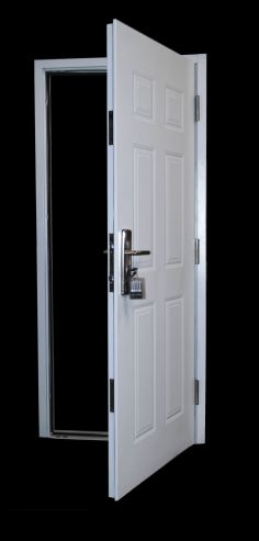 12 Point Locking High Security Steel Front Door Set Heavy Duty Entry Pinterest Front