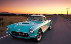 "1957 Chevrolet Corvette ""Fuelie"""