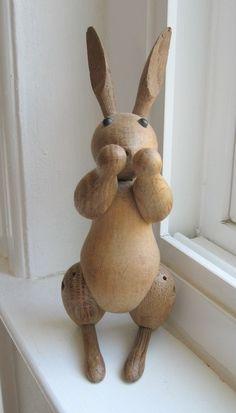 Kay Bojesen, Toy Rabbit, 1957