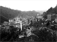 The in the Bosnian city of Srebrenica. In July 1995 8,000 Bosnian Muslims were murdered by the Army of Republika Srpska led by General Ratko Mladic. The massacre at Srebrenica was one of the most horrific events of the war in the former Balkan States. It remains the single largest mass murder in Europe since WW2. Photo USHM Tarik Samarah
