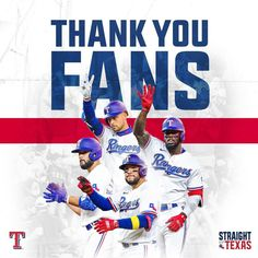 Grateful. Optimistic. Hungry. To the best fans in baseball – thank y'all for your unwavering support all season long. Here's to 2022 & beyond! #StraightUpTX The post Texas Rangers: Grateful. Optimistic. Hungry. To the best fans in baseball – thank y'all for you… appeared first on Raw Chili. Mlb Texas Rangers, Best Fan, Captain America, Grateful, Chili, Fans, Seasons, Baseball Cards, Superhero