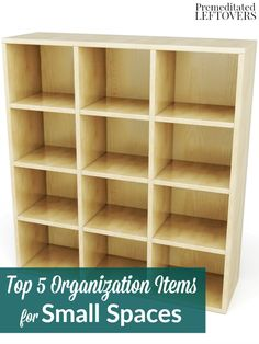 Top 5 Organization I