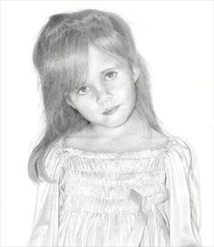 """""""Avery"""" Pencil Drawing by Ryan Kennedy"""