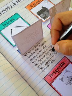 Learning in Two Languages : Interactive Notebooks in Spanish #WLClassResource