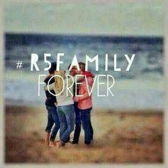 #R5Family FOREVER