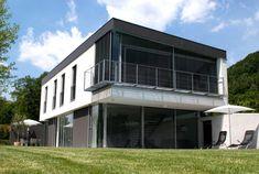 Neubau AUSC   Architekturbüro Arkade