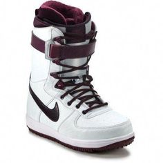 222d07333cb Zoom Force 1 women s snowboard boots bring Nike style and high-comfort  standards to the snow. These team-inspired