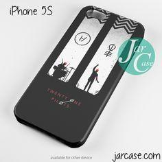 Twenty One Pilots Siluet Phone case for iPhone 4/4s/5/5c/5s/6/6 plus