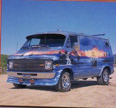 Dodge Van
