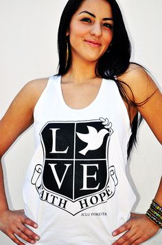 FAITH HOPE LOVE Unisex tank by JCLU Forever Christian t-shirts $17.99