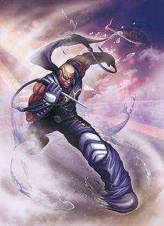 Raven (Tekken)/#1077737 - Zerochan