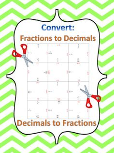 best fraction puzzles images  countertops puzzle puzzles fractions to decimals decimals to fractions decimal conversion fractionspuzzlesworksheetspuzzleliteracy