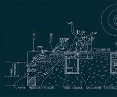 Esquisse pour le projet d'orgue marin de Zadar © Nikola Bašić Coast, Waves, Movie Posters, Pictures, Sketching, The Sea, Sailor, Music, Photos