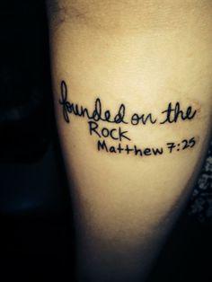 Matthew bible verses tattoos images for Tattoos good or bad bible