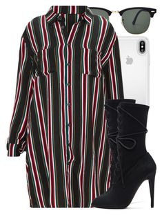 """""""Untitled #5457"""" by dianna-argons-lover ❤ liked on Polyvore featuring Ray-Ban, Speck and adidas Originals"""
