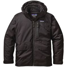 The Patagonia Boys' Snowshot Jacket is our premium ski/boarding jacket for boys—it's completely waterproof, fully featured and made of recycled fabric. Boys Winter Coats, Winter Jackets, Patagonia Outdoor, Winter Gear, Ski And Snowboard, Outdoor Outfit, My Wardrobe, Rain Jacket, Windbreaker