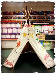 Come take a look at our classroom tepee!  Learn what we are studying, and how we use this fun space in our classroom. :)