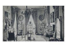 Carte postale : Palais Rose, résidence actuelle du comte Robert de Montesquiou