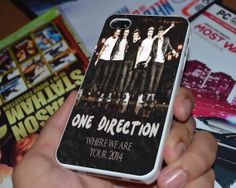 One direction Case for iPhone 4/4S iPhone 5/5S/5C by ncklovecase, $14.89